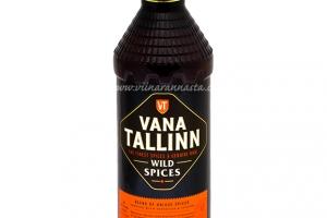 EESTI PARIM ALKOHOOLNE JOOK ON VANA TALLINN WILD SPICES