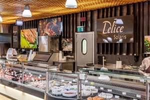 SELVER ACQUIRES CHAIN STORES COMARKET, DELICE AND SOLARIS FOOD STORE