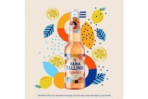 LIVIKO INTRODUCES VANA TALLINN SPRITZ