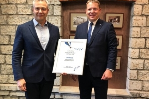 LIVIKO CHOSEN AS THE MOST COMPETITIVE FOOD INDUSTRY COMPANY